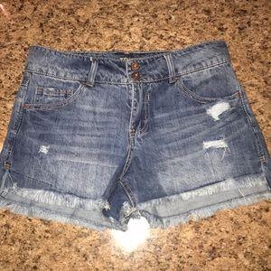 true craft size 5 denim shorts